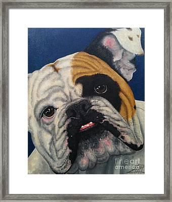 Humphrey Framed Print
