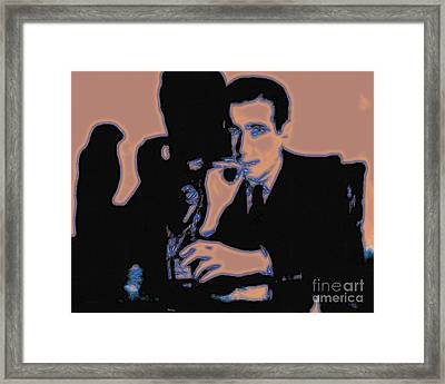 Humphrey Bogart And The Maltese Falcon 20130323m88 Framed Print