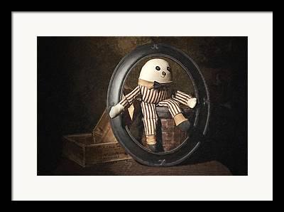 Nursery Rhyme Photographs Framed Prints
