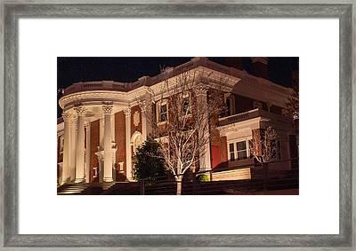 Hunter Museum Of American Art 2 Framed Print by Douglas Barnett