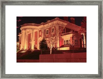 Hunter Museum Of American Art 3 Framed Print by Douglas Barnett