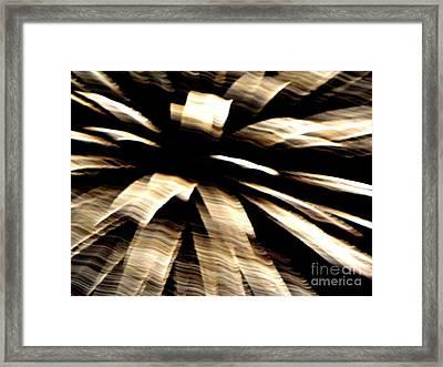 Huron Ohio Fireworks 8 Framed Print by Jackie Bodnar