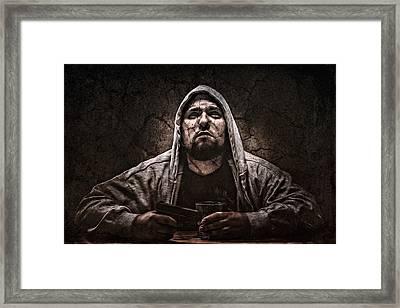 Hurt Framed Print