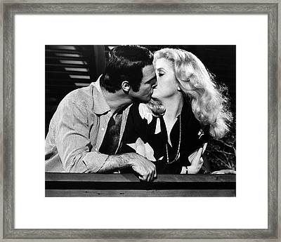 Hustle  Framed Print by Silver Screen