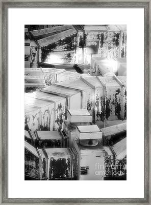 Hvac Framed Print