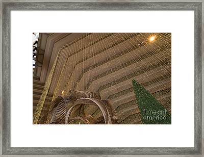 Hyatt Regency Hotel Embarcadero San Francisco California Dsc1974 Framed Print