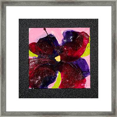 Hybiscus Framed Print by Carmen Williams