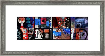 Hybrid Heaven Framed Print