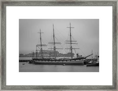 Hyde Park Pier 2 Framed Print