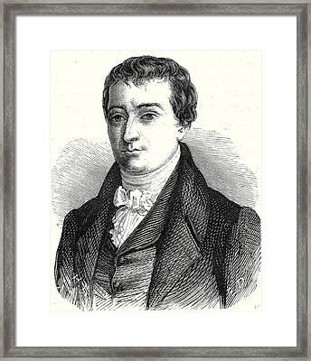 Hyde Wollaston Framed Print