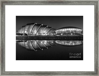 Hydro And Armadillo Framed Print by John Farnan