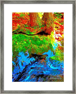 Hyper Childs Y53 Framed Print