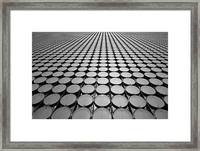 Hypnosis Framed Print by Mihai Florea