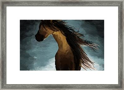 Hypnotized Framed Print
