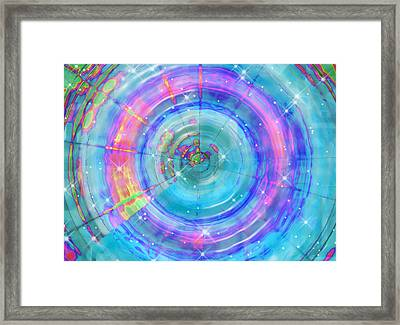 I Am A Dreamer Framed Print by Wendy J St Christopher