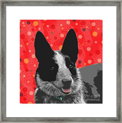 I Am All Ears Framed Print