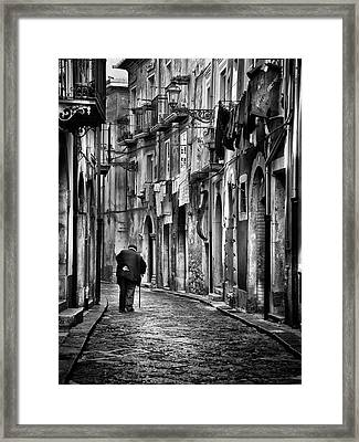 I Am... Framed Print
