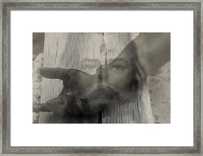 I Am Risen.. Framed Print