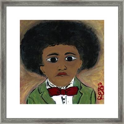 I Amfrederick Douglass Framed Print by The Robert Blount Collection