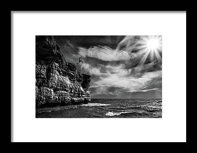 Cyprus Framed Prints