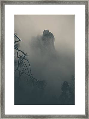 I Can Barely Remember Framed Print
