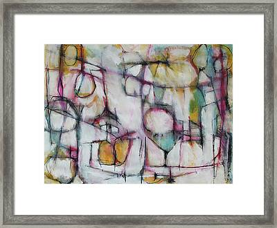 I Can See Clearly Now Framed Print by Hari Thomas