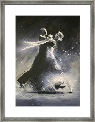 I Could Have Danced All Night Framed Print