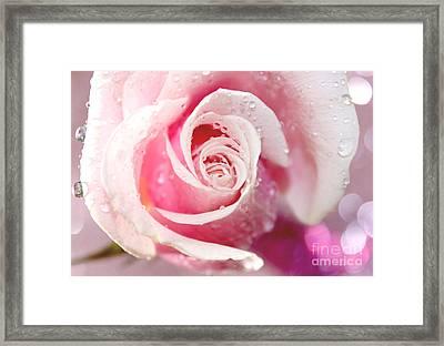 I Do Framed Print by Krissy Katsimbras