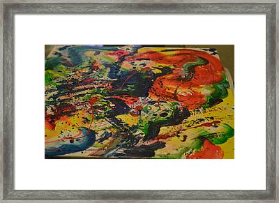 I Don't Know Where I'm Going Framed Print by Isaac Thomas