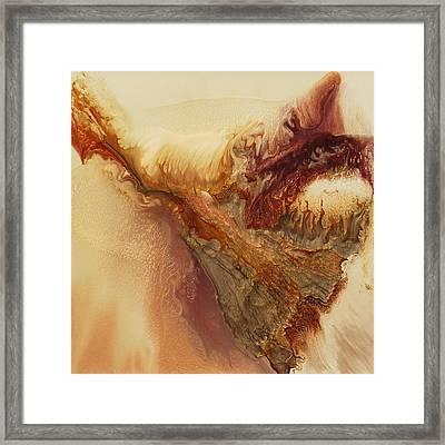 I Dreamed I Could Fly Framed Print by Lia Melia