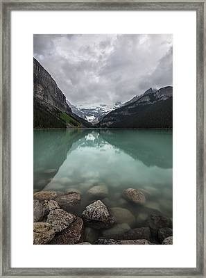 I Feel Cloudy Framed Print by Jon Glaser