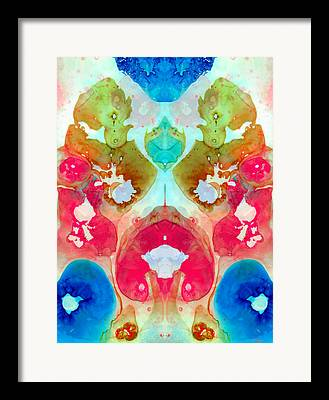 Mastiff Pup Framed Prints