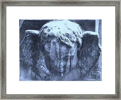 I Have Watched For A Long Time... Framed Print