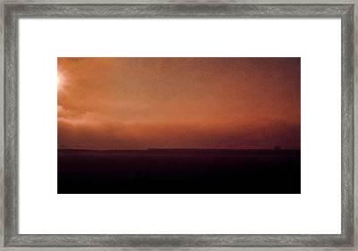 I Hope You Find It Framed Print by Jordan Blackstone