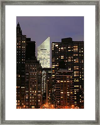 I Just Have To Be Me Framed Print by JC Findley
