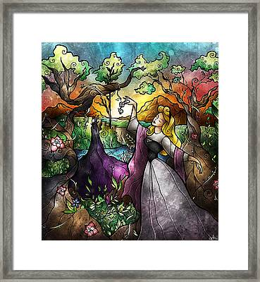 I Know You Framed Print