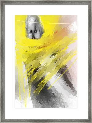 I Like To Fly My Kite Framed Print by Rc Rcd
