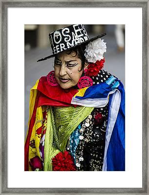 I Love Colors Framed Print by Sotiris Filippou