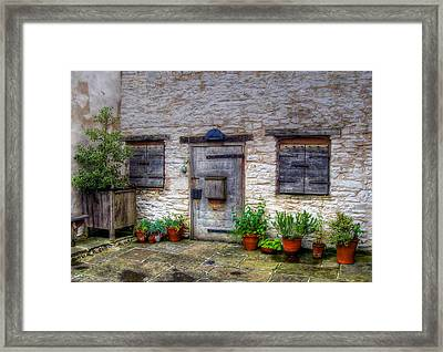 Framed Print featuring the photograph I Miss Home by Doc Braham