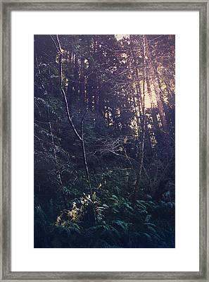 I Realize Framed Print