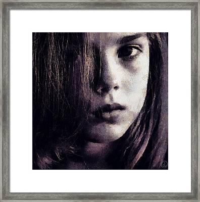 I See You  Do You See Me Framed Print