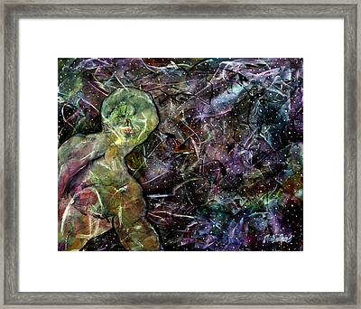 Stardust - I Sing The Body Electric Framed Print