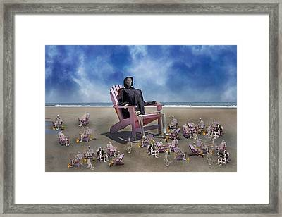 I Still Know What You Did Last Summer Framed Print