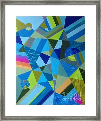 I Still See You Guys Framed Print by Hang Ho
