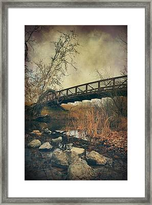 I Tried To Forget You Framed Print by Laurie Search