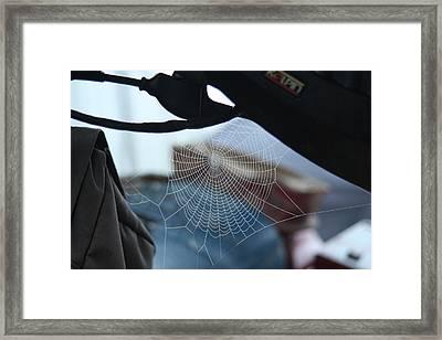 I Wanna Ride Framed Print
