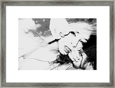 I Wanna See Framed Print by Jessica Shelton