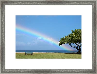 I Want To Be There Framed Print by Brian Harig
