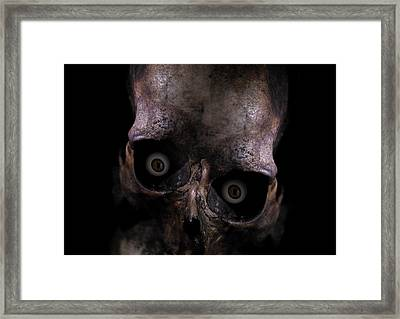 I Will Find You Framed Print by Louis Ferreira