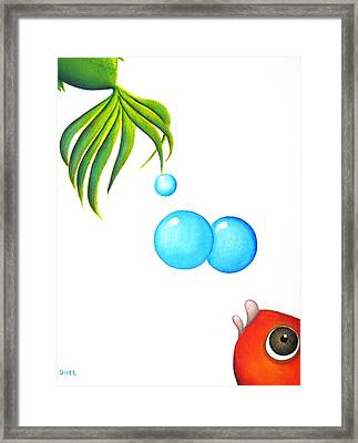 I Will Follow You Framed Print by Oiyee At Oystudio